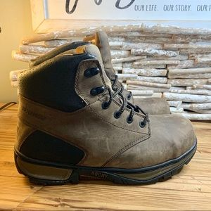 Rocky Forge Steel Toe Work Boot Men's Size 11W